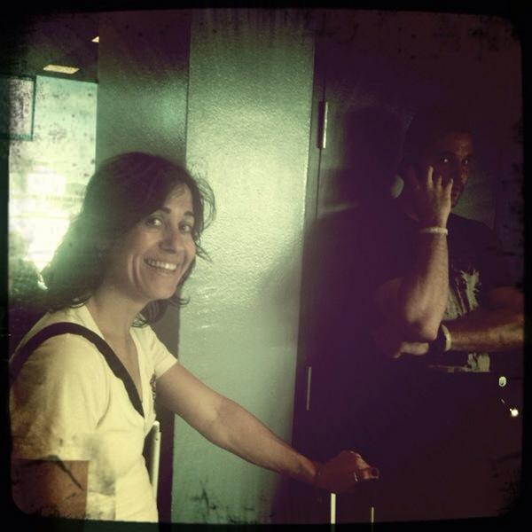 Orianthi's Twitpics 14332210