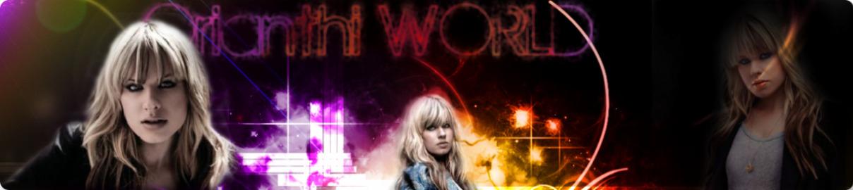 Orianthi World