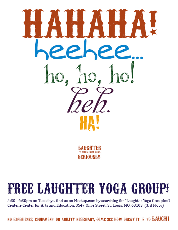 Laughter Yoga  Laught12
