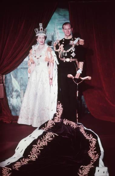 British Royal Family Elizab11