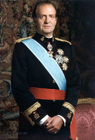 The Spanish Royal Family King10