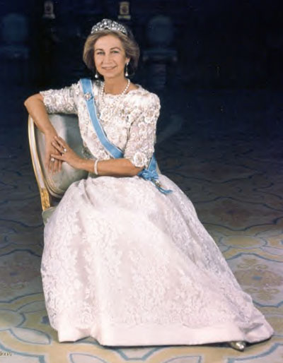 The Spanish Royal Family Queen10