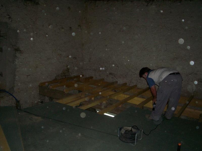travaux dans notre grange Travau19