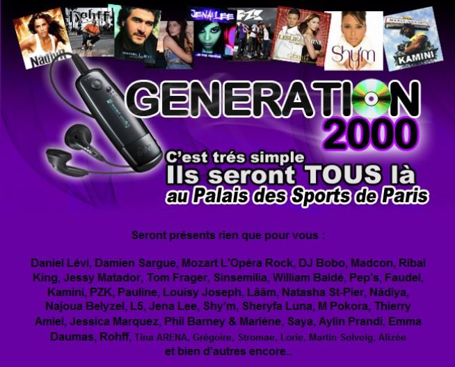 02/07/11: GENERATION 2000 - Palais des Sports, PARIS Mpo1110