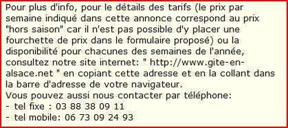Promotion de son gîte sur ebay Captur12