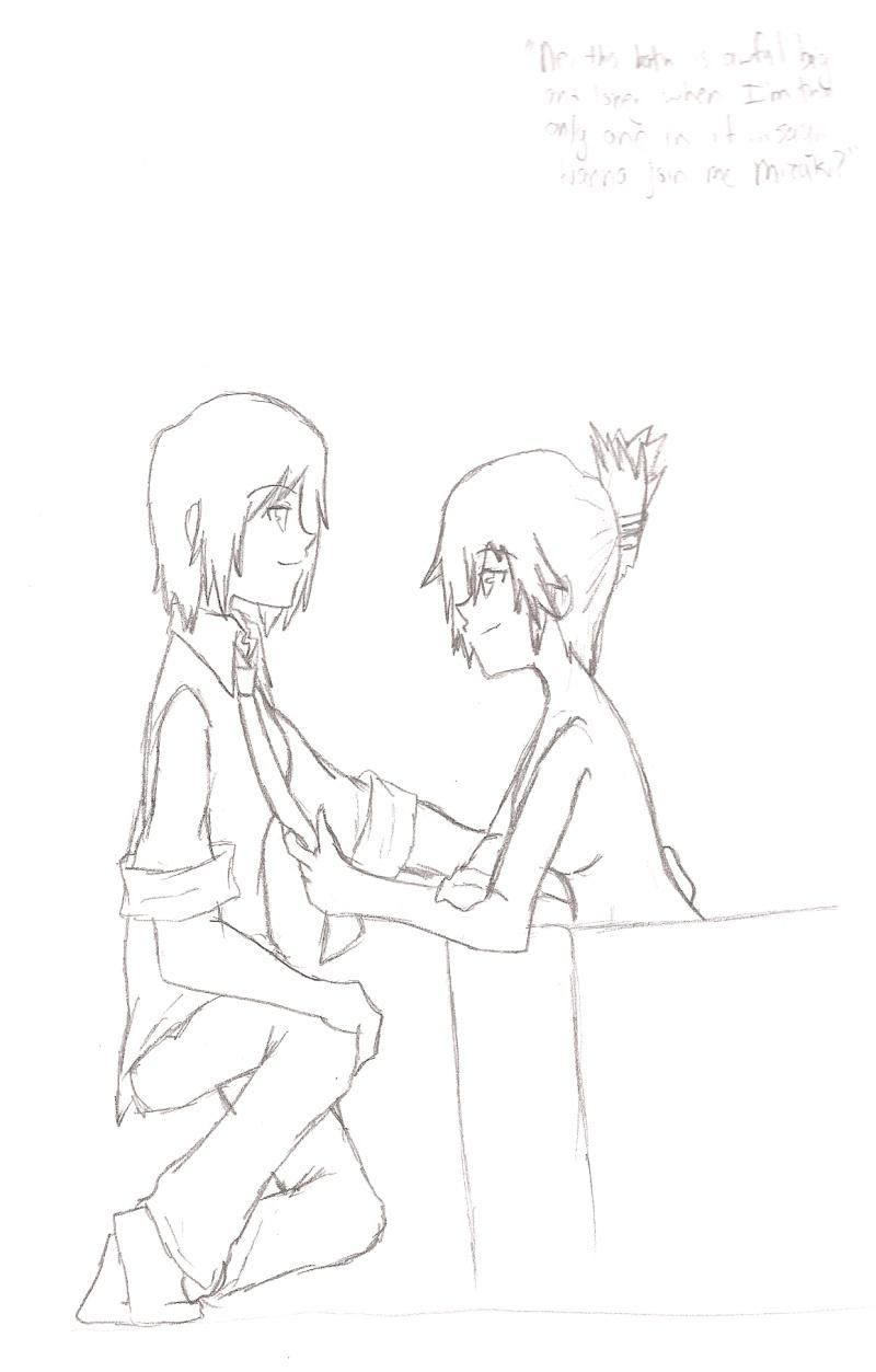 Hurrah For Konaxookami's Mai-Series and yuri-Art!  Hellu_10
