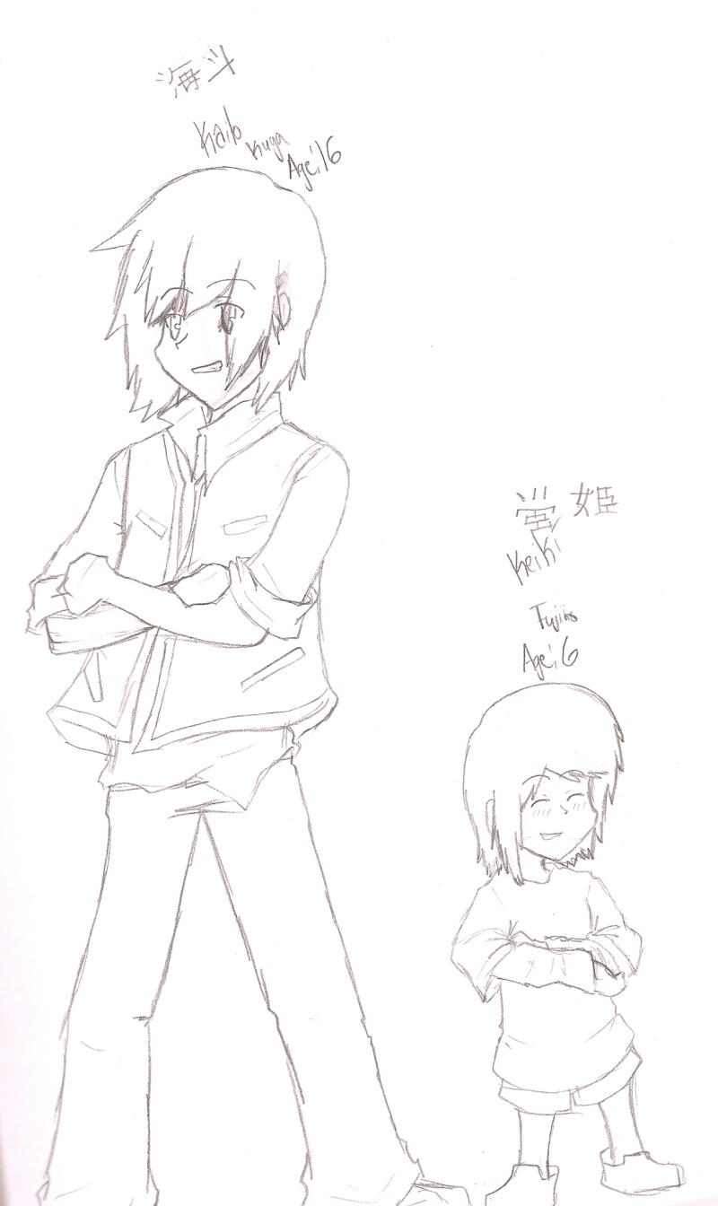 Hurrah For Konaxookami's Mai-Series and yuri-Art!  Kai_an10