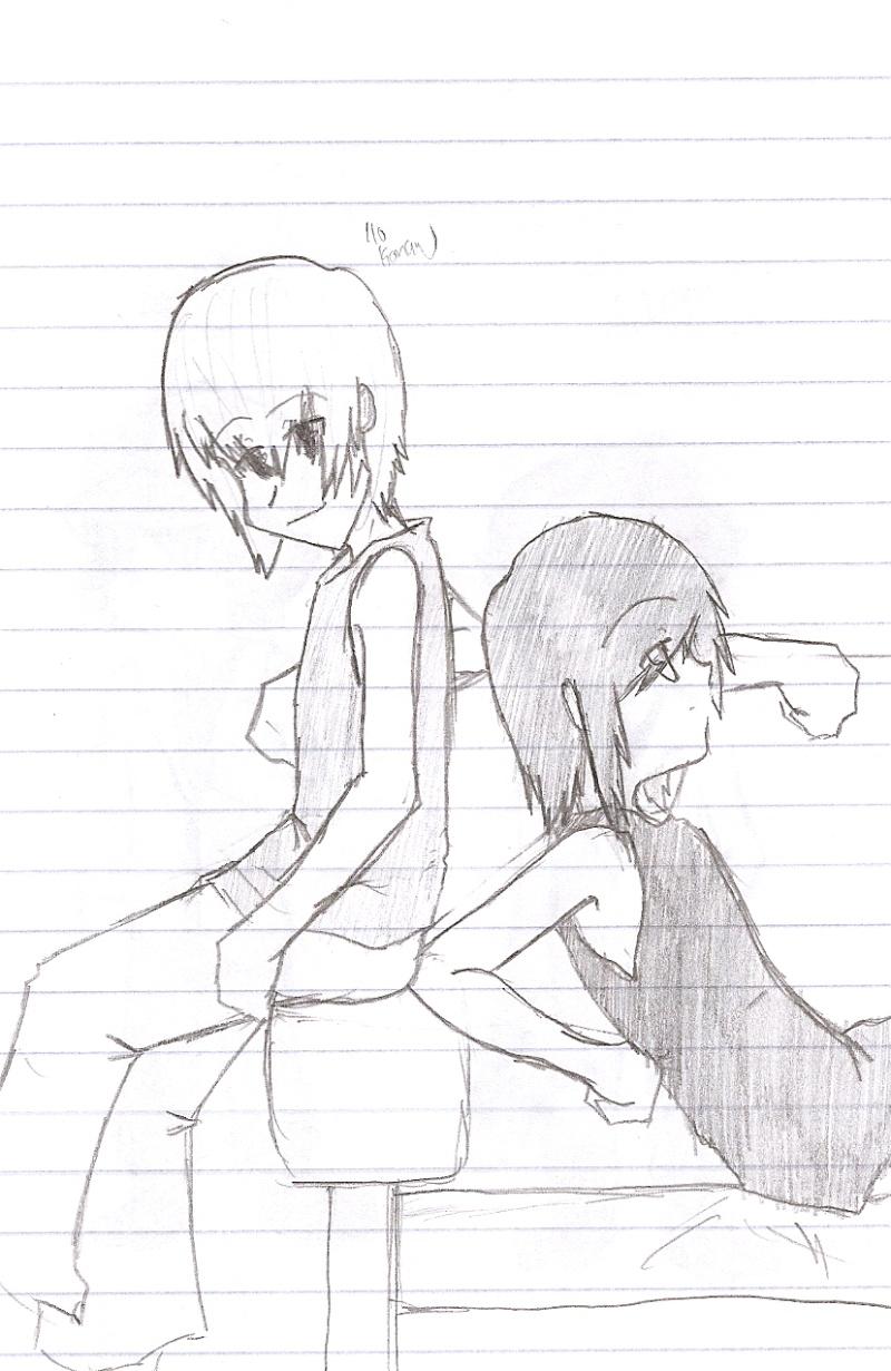Hurrah For Konaxookami's Mai-Series and yuri-Art!  Nastus10