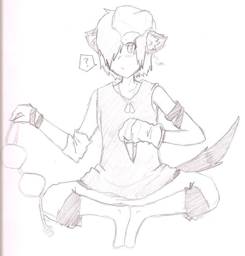 Hurrah For Konaxookami's Mai-Series and yuri-Art!  Pantie10