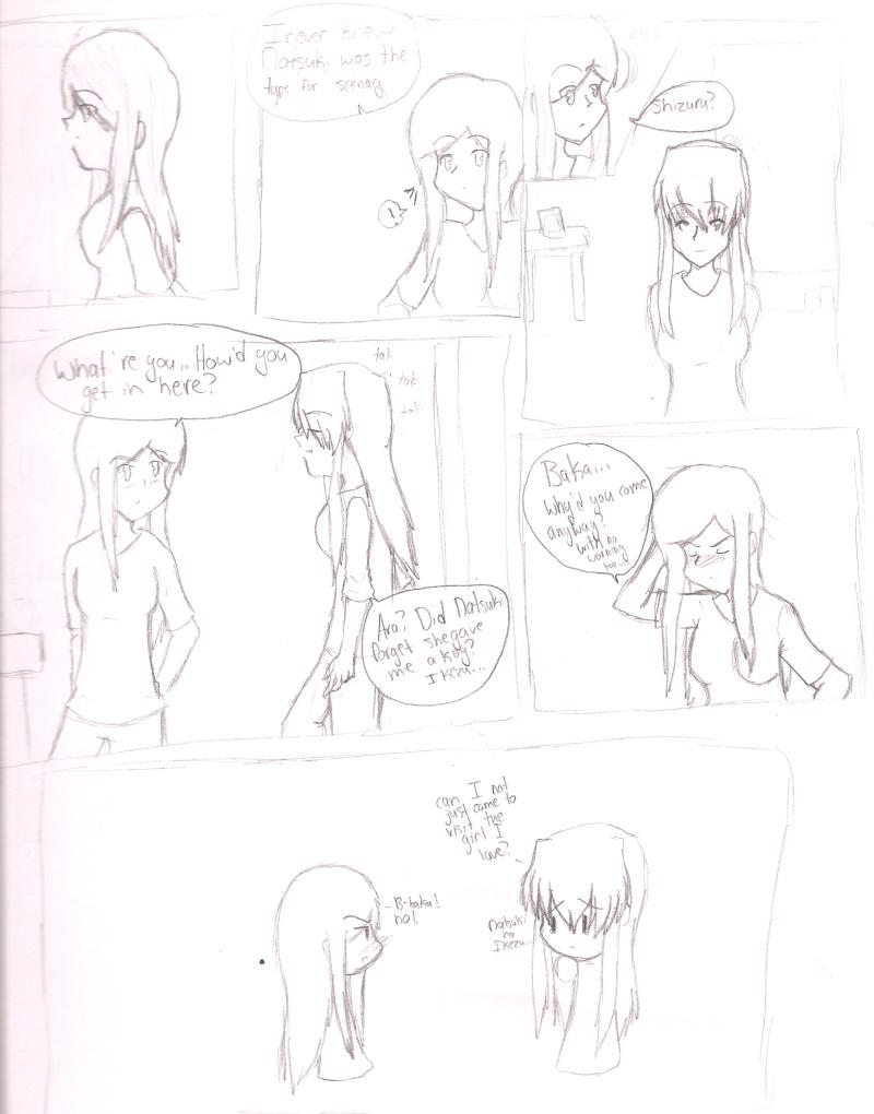 Hurrah For Konaxookami's Mai-Series and yuri-Art!  Shizna10