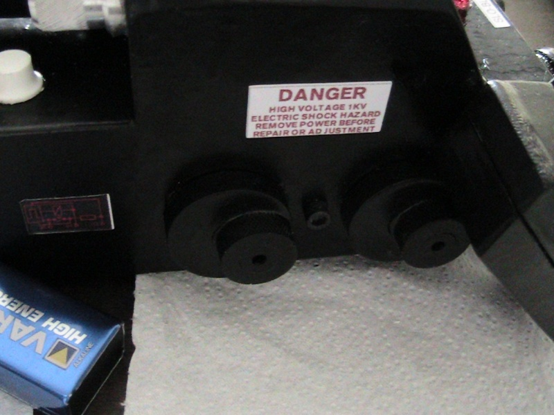 [DEFF SLAYERS] Proton Pack created by Dr. Raymond Stantz - Page 2 00610