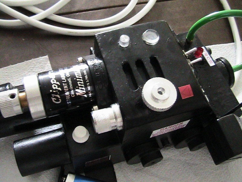 [DEFF SLAYERS] Proton Pack created by Dr. Raymond Stantz - Page 2 00710