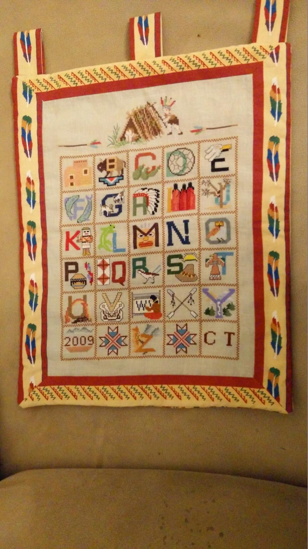 southwest alphabet de LYNN'S PRINTS Abc_in12