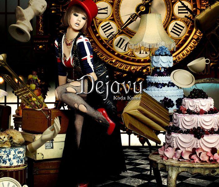 Koda Kumi - Love Me Back (Single) 30.11.2011 / JAPONESQUE (Album) 25.01.2012 - Page 2 Dejavu10