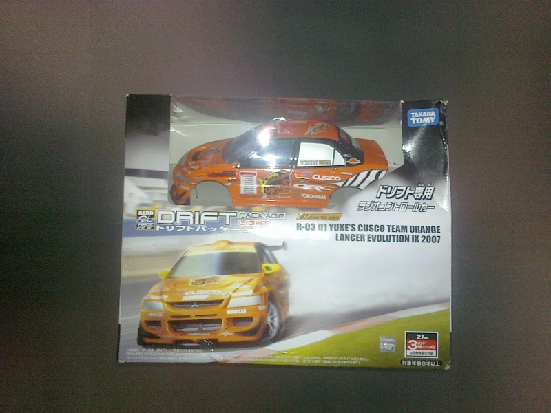 ma mini drift est la !!!! 16102010