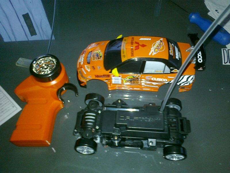 ma mini drift est la !!!! 16102018