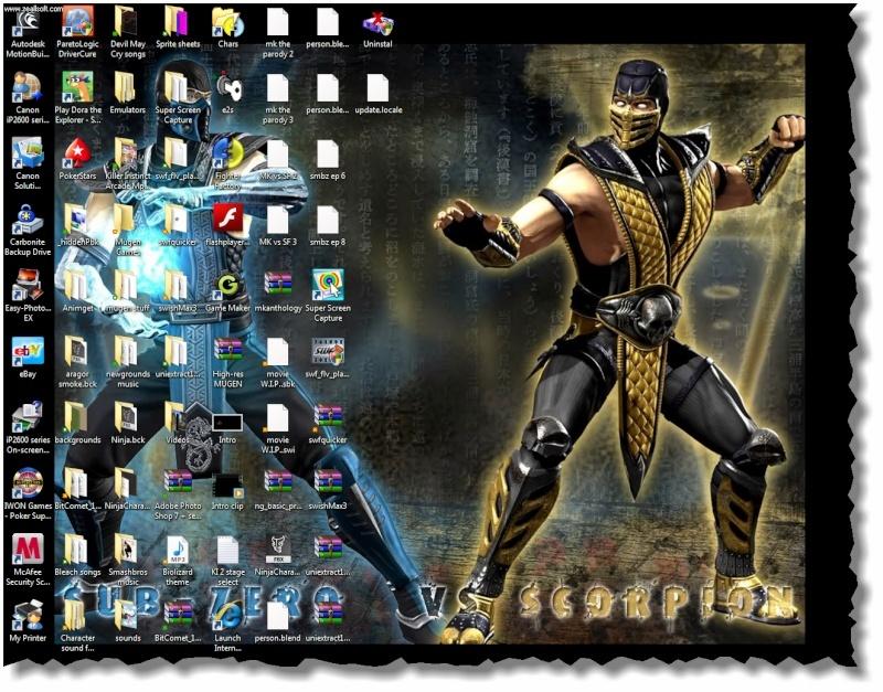 Post a screen shot of your desktop - Page 6 Deskto11