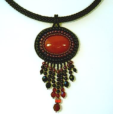Red Jewellery CollectiOn Blackr10
