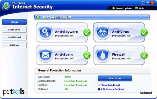 PC Tools Internet Security 2010 v7.0.0.545 - Seguridad integral Pc_too10