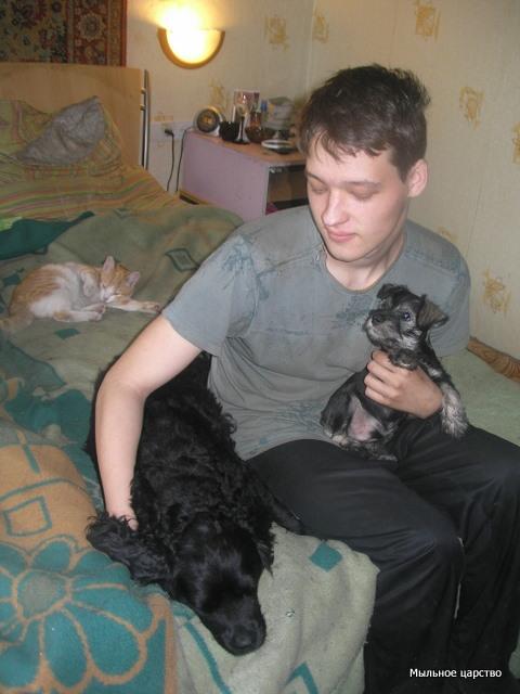 Наши любимые животные - Страница 2 Ddddnd13