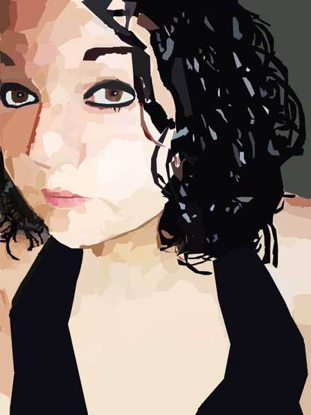 Assignment 12 - self-portrait with pen tool Due Oct 19 (Tues) Finish10
