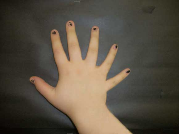 Assignment 6: Digital Manipulation (6 fingers). Due Sep 21. Stupid10