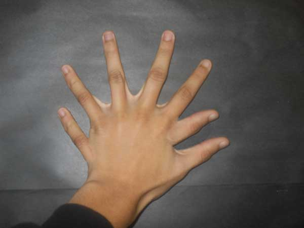 Assignment 6: Digital Manipulation (6 fingers). Due Sep 21. My-han10