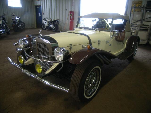 une Mercedes-Benz Gazel kit de 1929 16020411