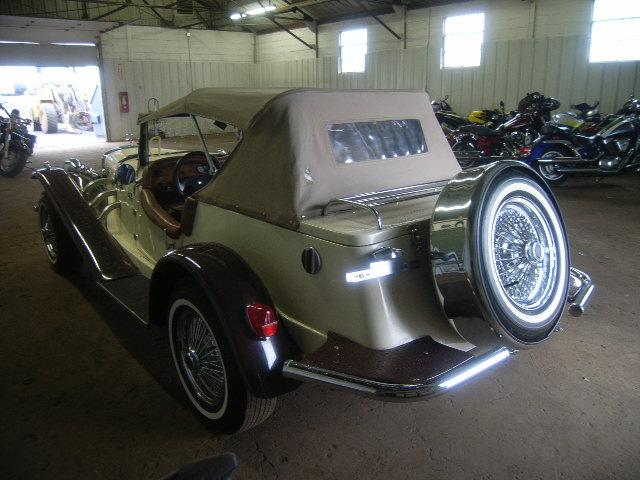 une Mercedes-Benz Gazel kit de 1929 16020412