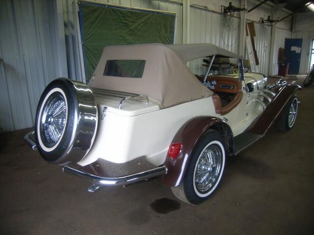 une Mercedes-Benz Gazel kit de 1929 16020413