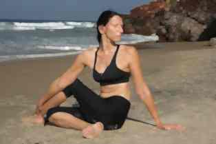 Basic Hatha Yoga and pranayama course notes anyone? Yoga_118