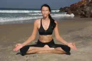 Basic Hatha Yoga and pranayama course notes anyone? Yoga_213