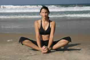 Basic Hatha Yoga and pranayama course notes anyone? Yoga_214