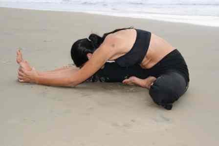 Basic Hatha Yoga and pranayama course notes anyone? Yoga_810