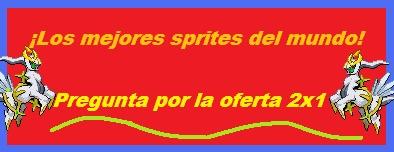 Tienda Pokimeras Sprites Sprite10
