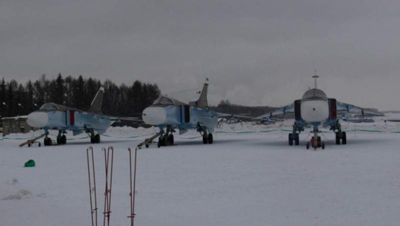 Su-24 MK2 [Fencer] Su-24m10