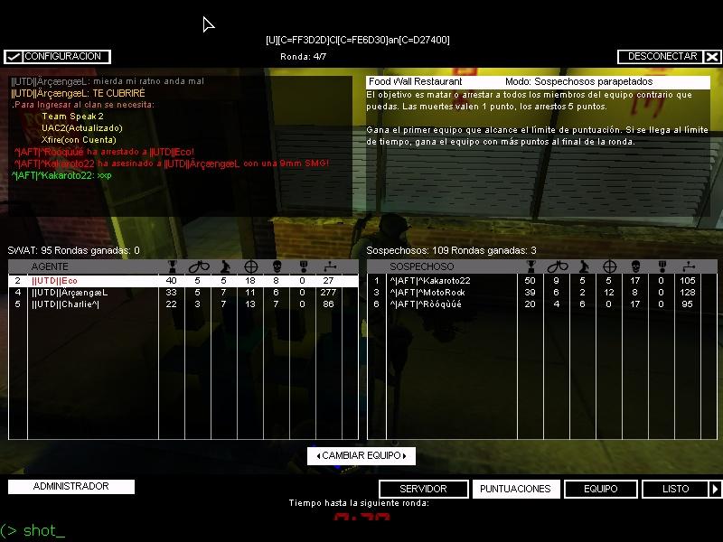 ||UTD|| vs  ^|AFT|^   Fun de entrenamiento Shot0013