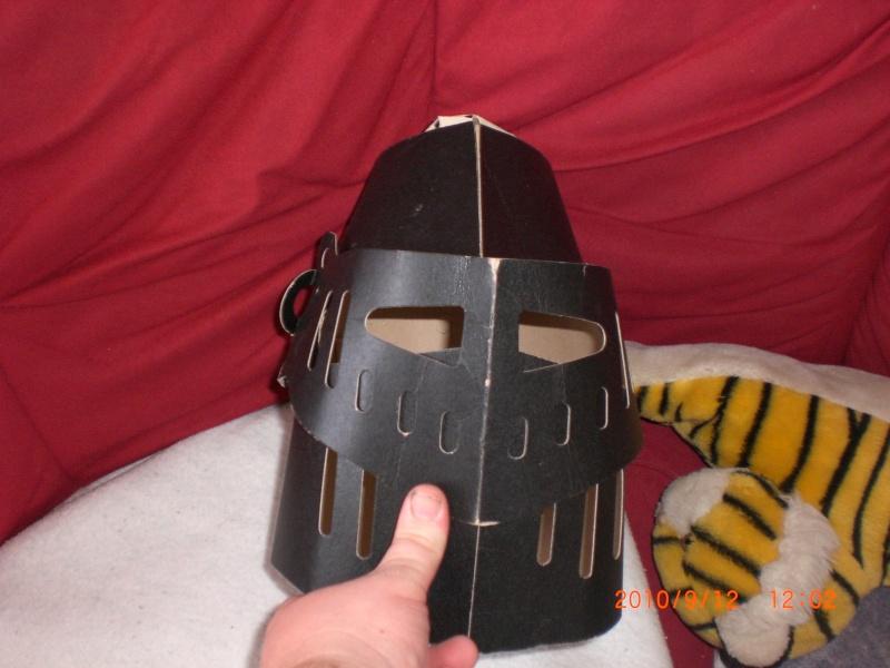 Ritterrüstung für 4 jährigen aus Alu  Cimg5510