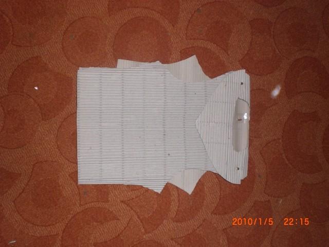 Ritterrüstung für 4 jährigen aus Alu  Leon_r10