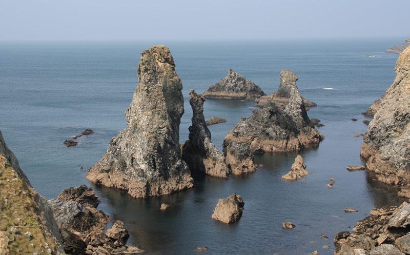 Belle Ile en Mer Aiguil10