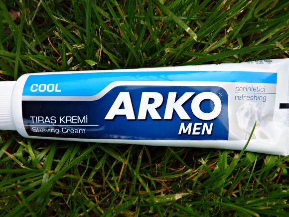 Shaving cream ARKO cool Arko-c10