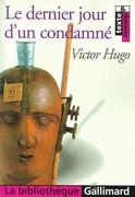 LE DERNIER JOUR D'UN CONDAMNE de Victor Hugo 20704010