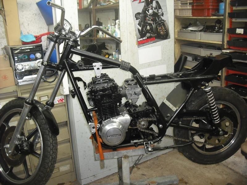 kawa z 400 facon dirt Moto_p10