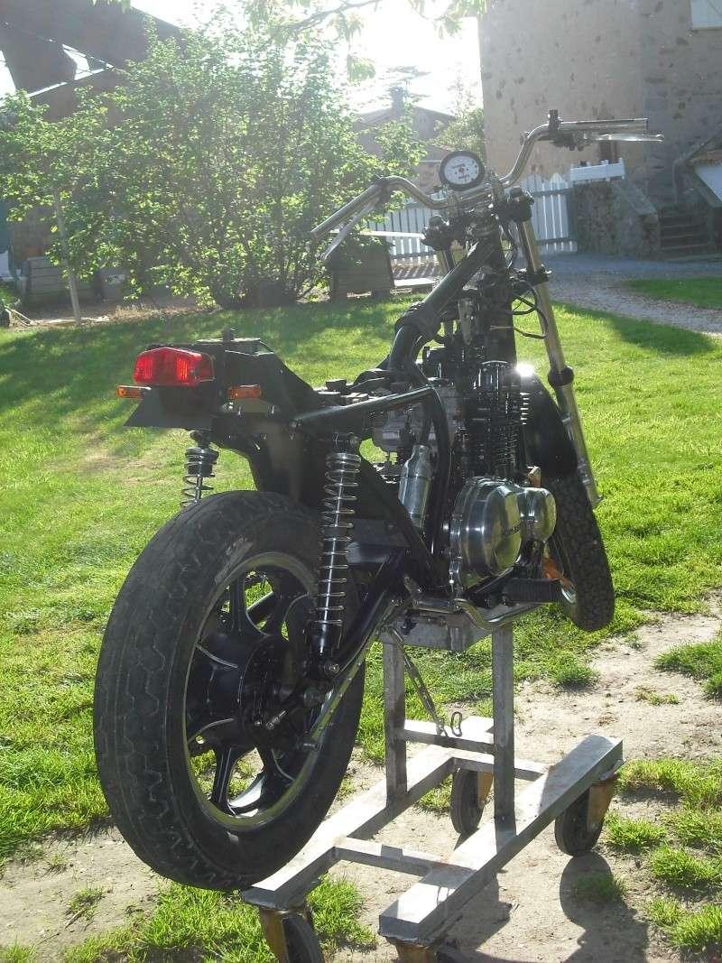 kawa z 400 facon dirt Moto_p11