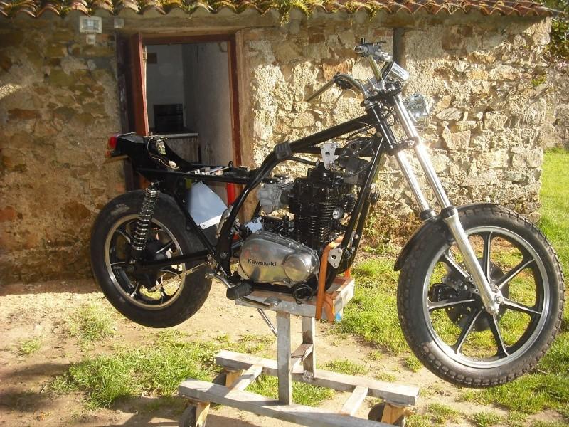 kawa z 400 facon dirt Moto_p13