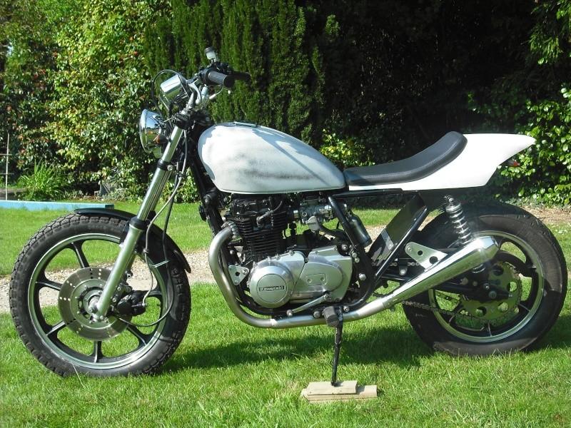 kawa z 400 facon dirt Moto_p18
