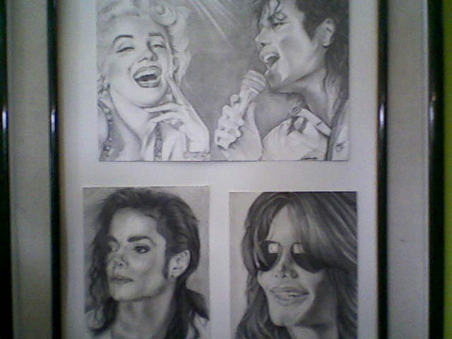 [RESOCONTO] Mostra a Milano dedicata a Michael Jackson - Pagina 12 Fotogr23