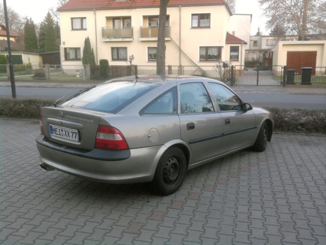 mein alter vectra b  P1003210