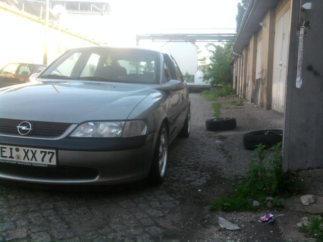 mein alter vectra b  P1006010