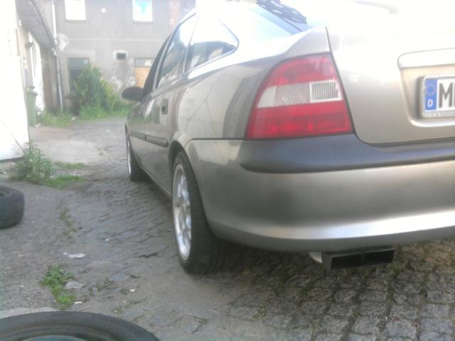 mein alter vectra b  P1006012